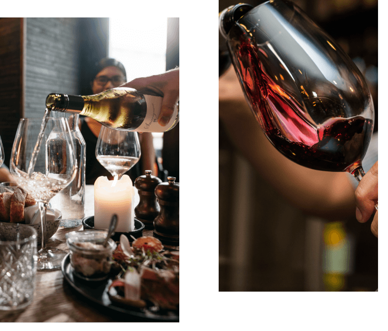 Luxury Wine Bar UCM